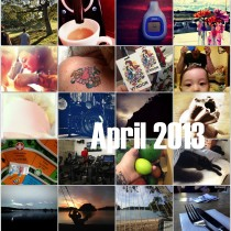 iPhone April 2013